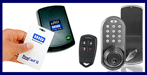 Door Access Controls