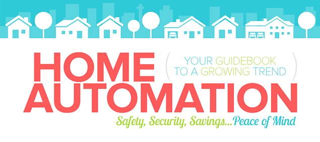 What Is Home Automation Here 39 S An Infographic Giving You