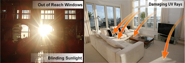 Reasons motorized blinds are beneficial